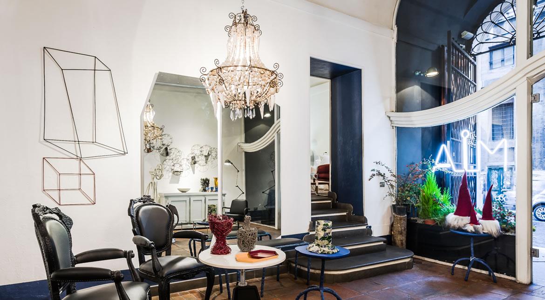 Galleria mia home interior design roma via di ripetta for Interior designer a roma