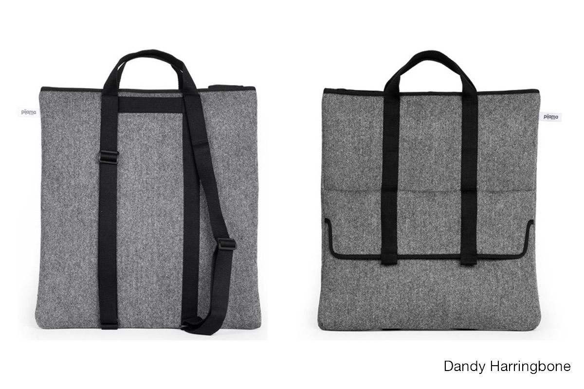 Zaino 2 way bag optical check mia home design gallery