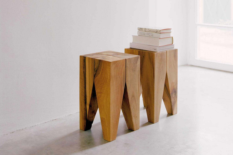 Sgabello In Legno Design : Sgabello e st backenzahn mia home design gallery
