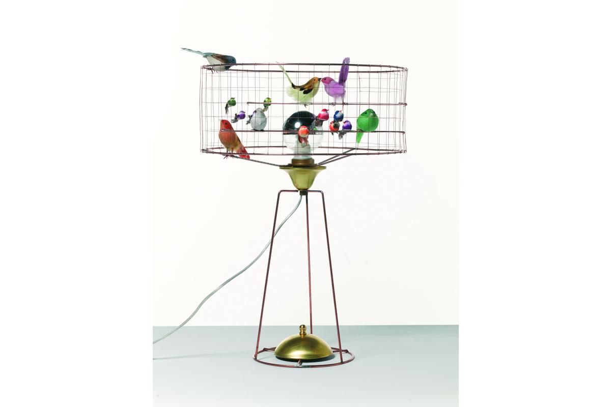 lamp lampe tambour voli re mia home design gallery. Black Bedroom Furniture Sets. Home Design Ideas
