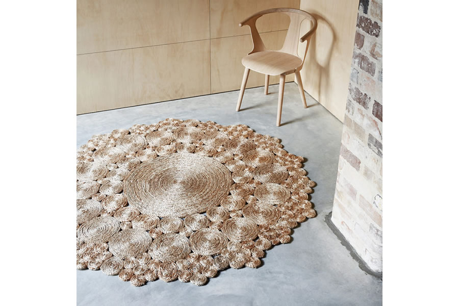 Rug Gerianium By Armadillo Mia Interior Design
