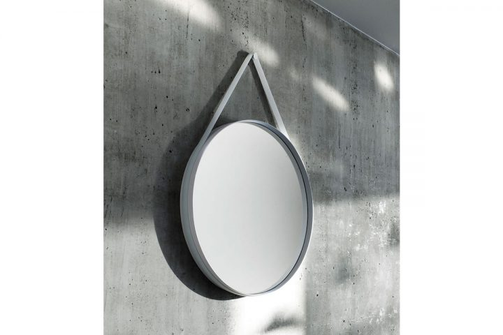 Strap mirror by hay mia home design gallery for Specchio hay