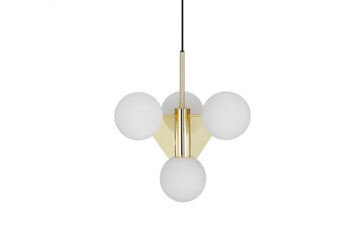 Tom Dixon Lampada Fluoro : Plane short chandelier by tom dixon arredamento galleria mia