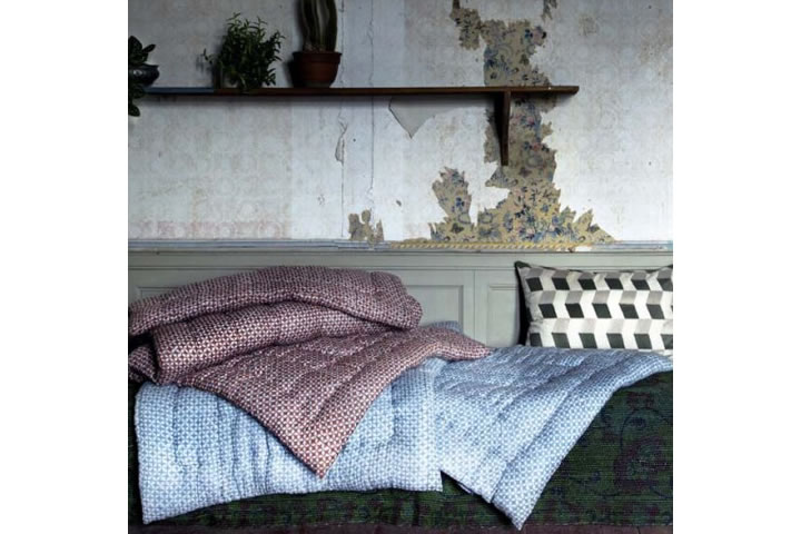 Trapunta in cotone by le monde sauvage galleria mia - Le monde sauvage meubles ...