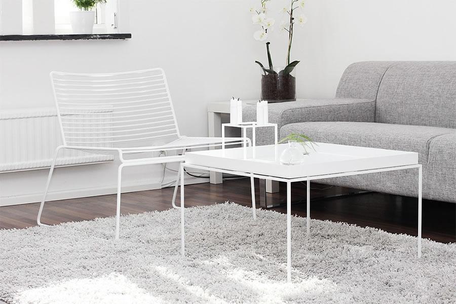 sedia hee loung chair di hay mia home design gallery. Black Bedroom Furniture Sets. Home Design Ideas