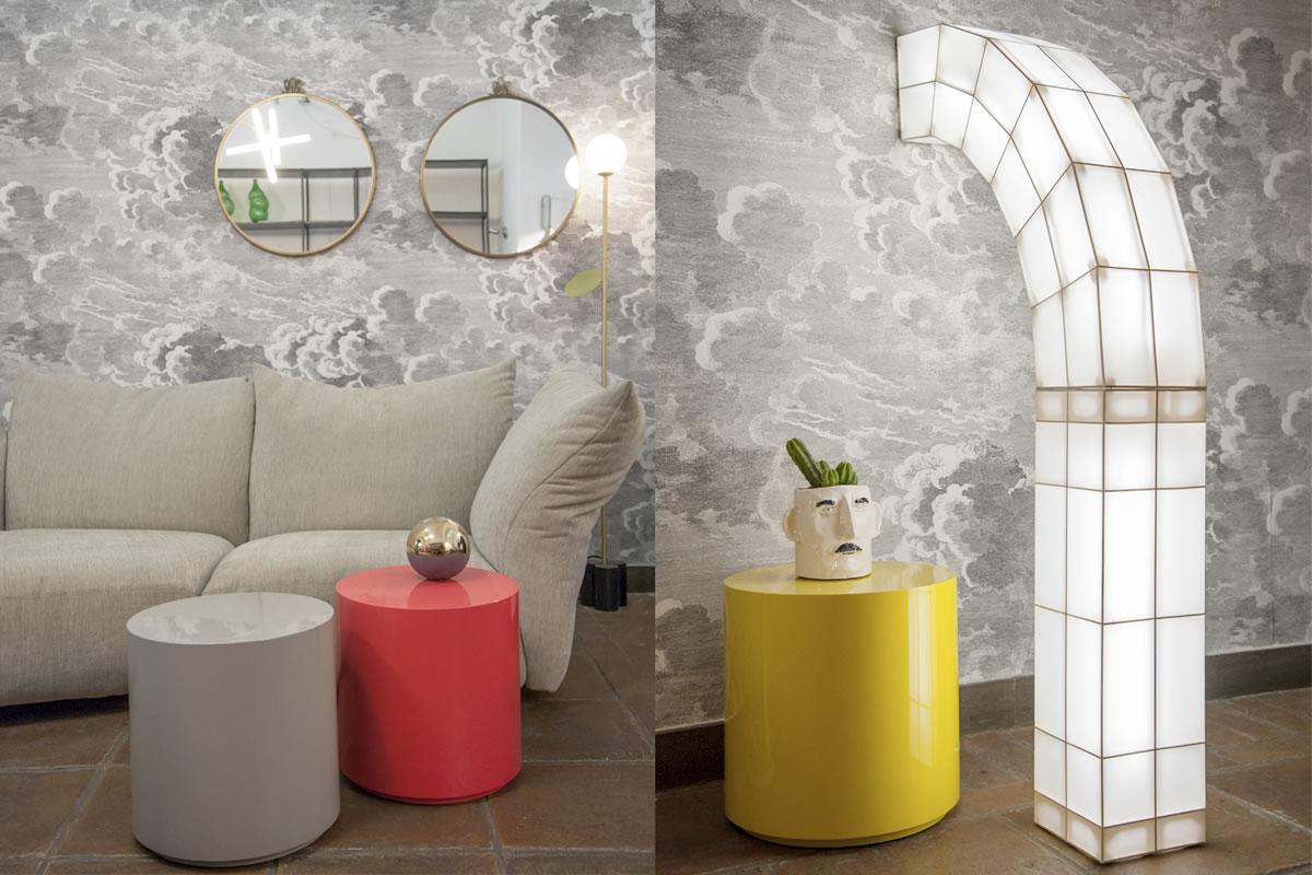 "Galleria MIA Store set-up  ""Gubi – Atelier Areti – bosa – Meijer"""