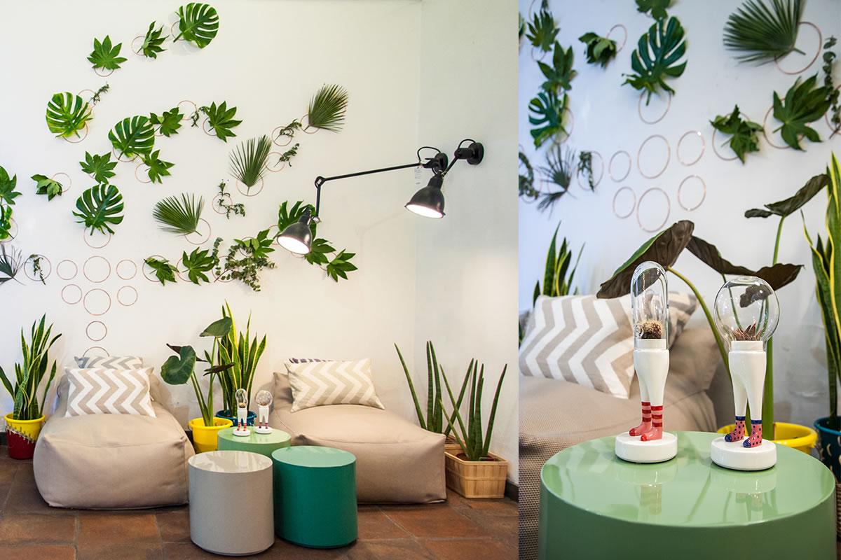 """Galleria MIA Store set-up """"bosa – dcw – mia design project"""""""