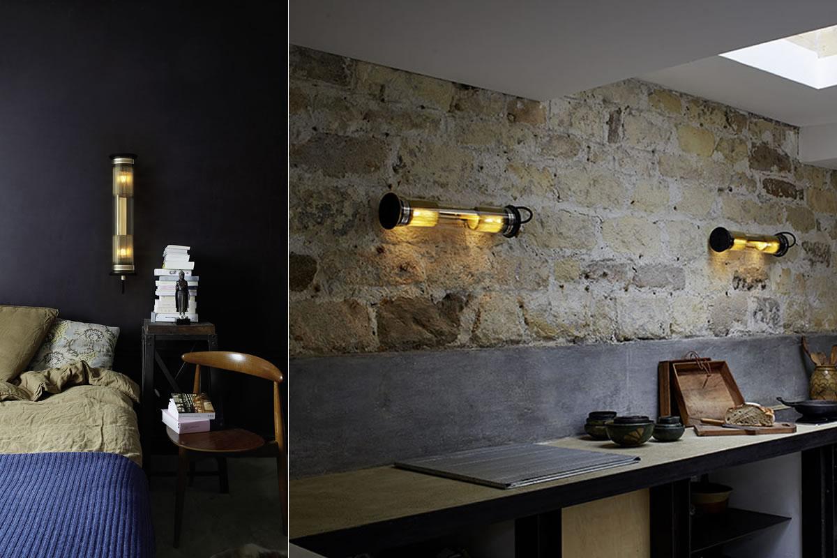 lampada in the tube di dcw illuminazione innovativa al. Black Bedroom Furniture Sets. Home Design Ideas
