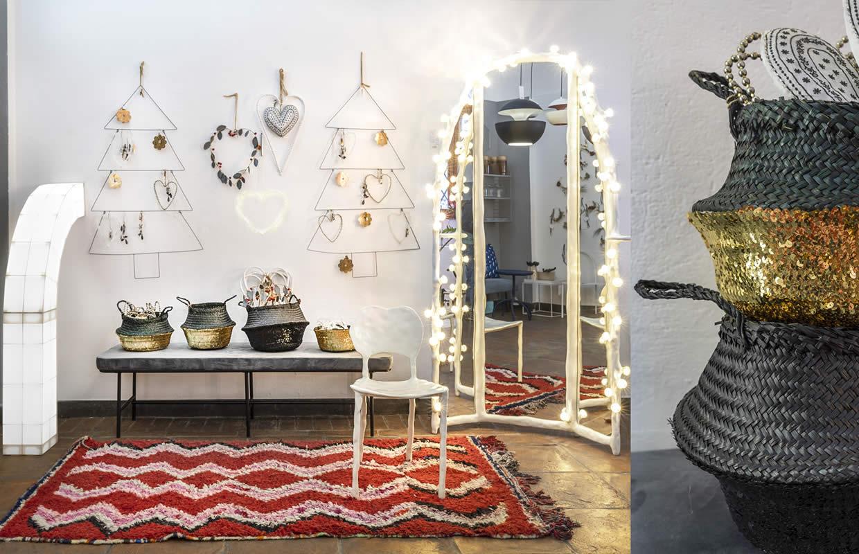 Allestimento – Shop fitting Galleria Mia Roma store | Xmas 2018 Baas Walther & Co Studio Meike Meijer Dassie Artisan