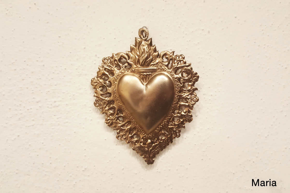 Heart Wall Decoration By Boncoeurs Galleriamia It