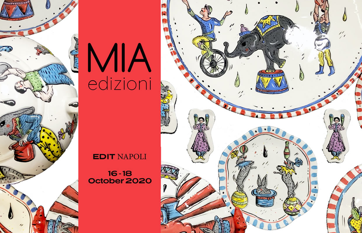 Circus Capsule Collection by Stella Tasca Exclusively for MIA