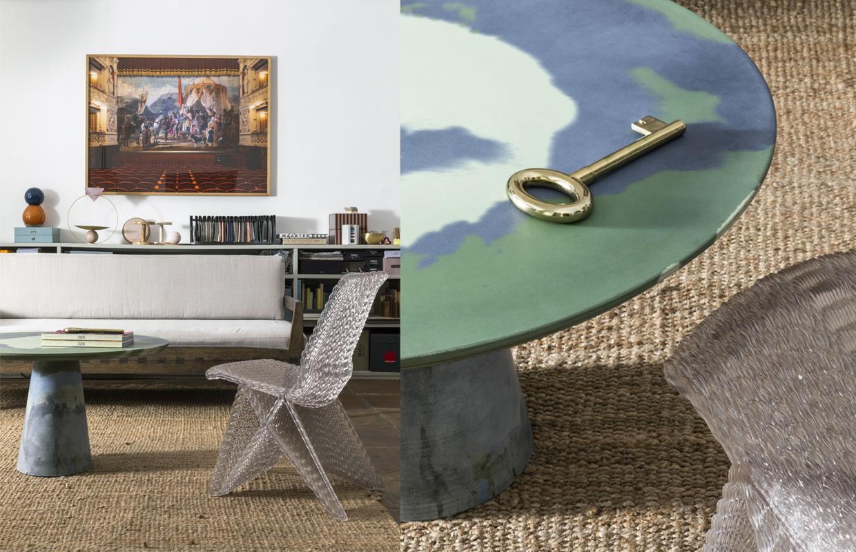 Allestimento-Shop Fitting Galleria MIA Roma store | Dirk Vander Kooij Forma & Cemento