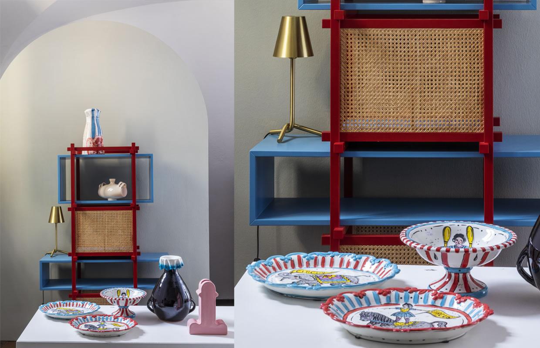 Allestimento-Shop Fitting Galleria MIA Roma store | Stella Tasca Bd Barcelona Piattounico